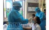 Thái Bình thêm 4 trường hợp dương tính với SARS-CoV-2 là sinh viên của Trường Đại học Y Dược Thái Bình