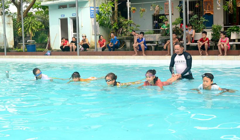 Phòng, chống đuối nước cho trẻ em