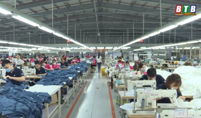 Xúc tiến đầu tư - thương mại giữa tỉnh Thái Bình và Phòng Thương mại Hoa Kỳ tại Việt Nam