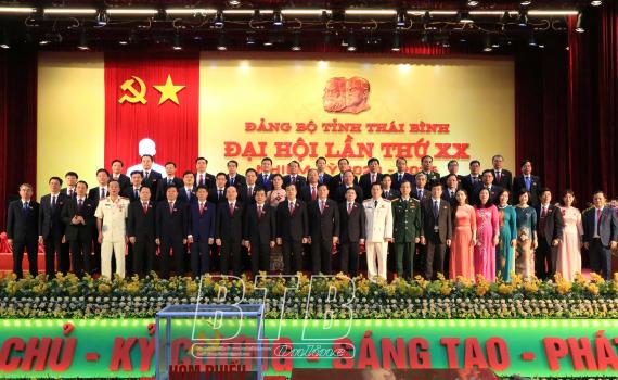 Đồng chí Ngô Đông Hải, Ủy viên dự khuyết Trung ương Đảng, Bí thư Tỉnh ủy khóa XIX tái đắc cử Bí thư Tỉnh ủy khóa XX, nhiệm kỳ 2020 - 2025