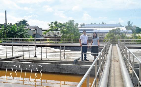 Giải pháp đột phá về công nghệ xử lý nước thải