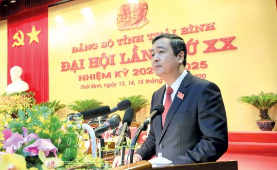 Sớm đưa Nghị quyết Đại hội Đảng bộ tỉnh lần thứ XX vào cuộc sống