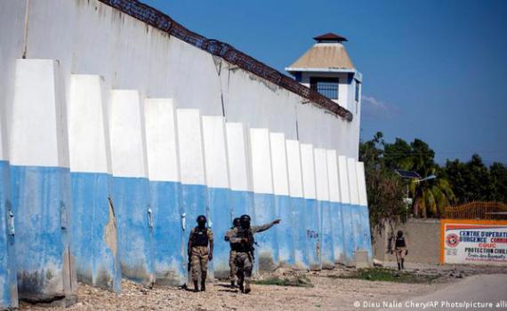 Bạo loạn tại nhà tù ở Haiti, 25 người thiệt mạng