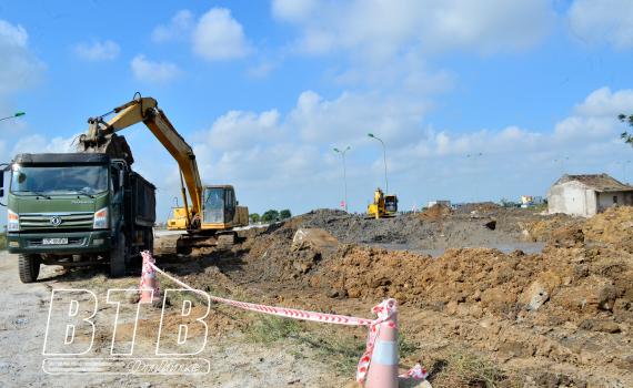 Thành phố: Đẩy nhanh tiến độ các dự án trọng điểm