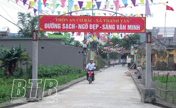 Thanh Tân: Phát triển sản xuất bền vững