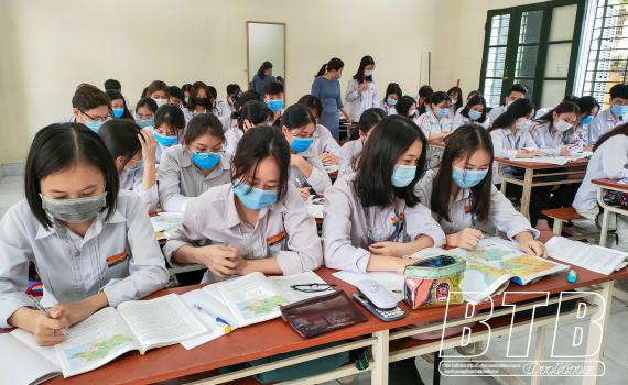 Chỉ thị số 08/CT-UBND về việc tổ chức Kỳ thi tốt nghiệp trung học phổ thông và tuyển sinh đại học, giáo dục nghề nghiệp tại tỉnh Thái Bình năm 2021
