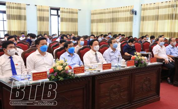Đoàn đại biểu Quốc hội tỉnh Thái Bình khóa XIV hoàn thành tốt nhiệm vụ người đại biểu dân cử