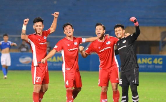 Hoãn tổ chức trận đấu giữa Viettel FC và Hồng Lĩnh Hà Tĩnh tại vòng 13 V-League 2021