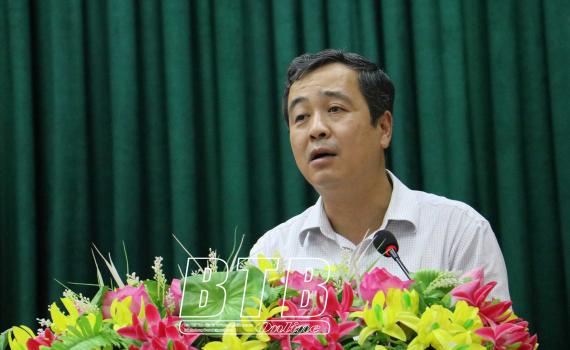 Tiếp xúc cử tri với người ứng cử đại biểu Quốc hội khóa XV tại huyện Tiền Hải và thành phố Thái Bình