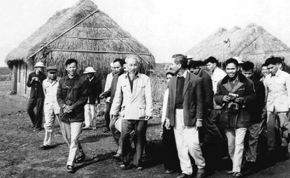Đảng bộ tỉnh Thái Bình qua các kỳ Đại hội - Đại hội đại biểu Đảng bộ tỉnh lần thứ VI (tháng 7/1963)