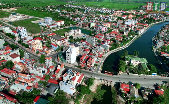 Quy hoạch xây dựng vùng huyện Thái Thụy đến năm 2040 - Báo Thái Bình điện tử