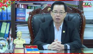 Lời chúc Tết của Anh hùng Lao động Trần Mạnh Báo, Chủ tịch Hội đồng quản trị, Tổng giám đốc Công ty Cổ phần Giống cây trồng Thái Bình (ThaiBinh Seed)