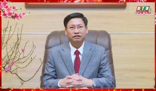 Lời chúc Tết của đồng chí Đinh Gia Dũng, Phó Bí thư Thành ủy, Chủ tịch UBND thành phố Thái Bình