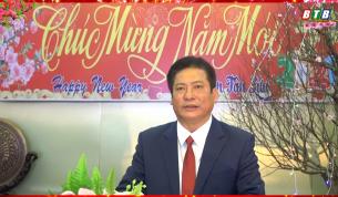 Lời chúc Tết của đồng chí Nguyễn Xuân Dương, Phó Bí thư Huyện ủy, Chủ tịch UBND huyện Hưng Hà