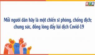 Thái Bình thực hiện giãn cách xã hội theo Chỉ thị 15 của Thủ tướng Chính phủ